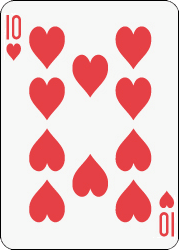 Poker cards for sale